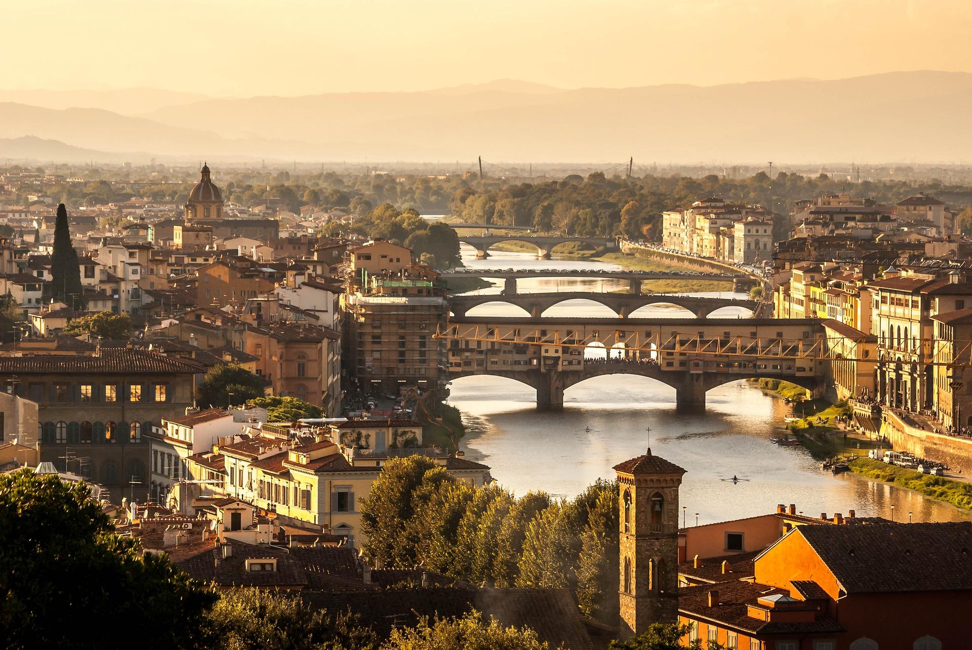 migliori città d'arte da visitare in italia